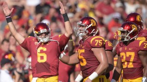 NCAA Football: Colorado at Southern California